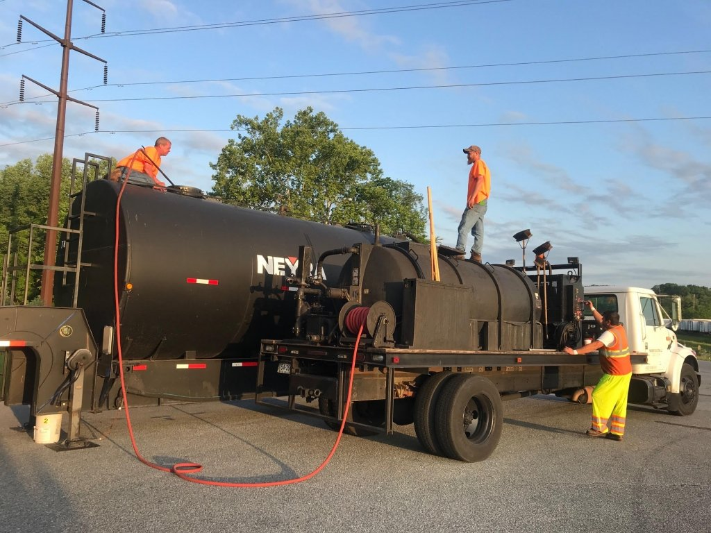 asphalt sealcoating | Maryland MD sealing