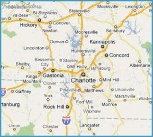 Charlotte NC asphalt contractor service area